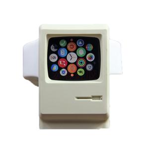 硅膠智能手表充電底座