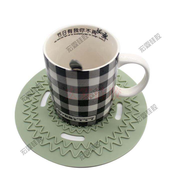 水杯硅胶垫