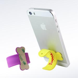 硅膠啪啪手機支架