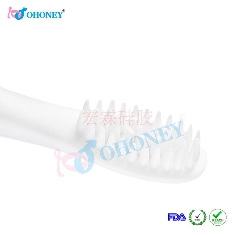 硅膠電動牙刷頭,硅膠牙刷套,硅膠電動牙刷