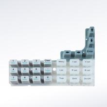 矽膠按鍵生产厂家,定做导电矽膠按鍵