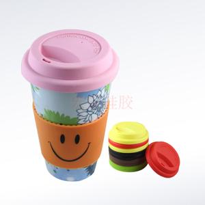硅胶杯盖,硅胶水杯盖,食品级硅胶盖批发