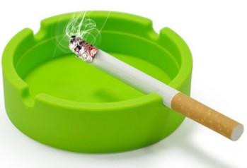硅膠煙灰缸