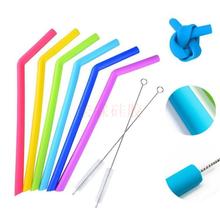 硅胶吸管,奶茶硅胶管,饮料硅胶吸管