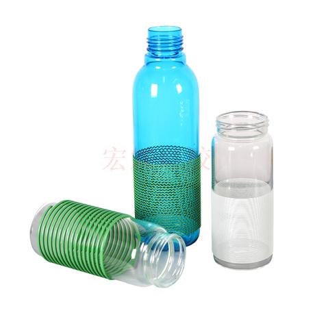 硅膠新工藝纏繞工藝硅膠水杯, 纏繞工藝硅膠
