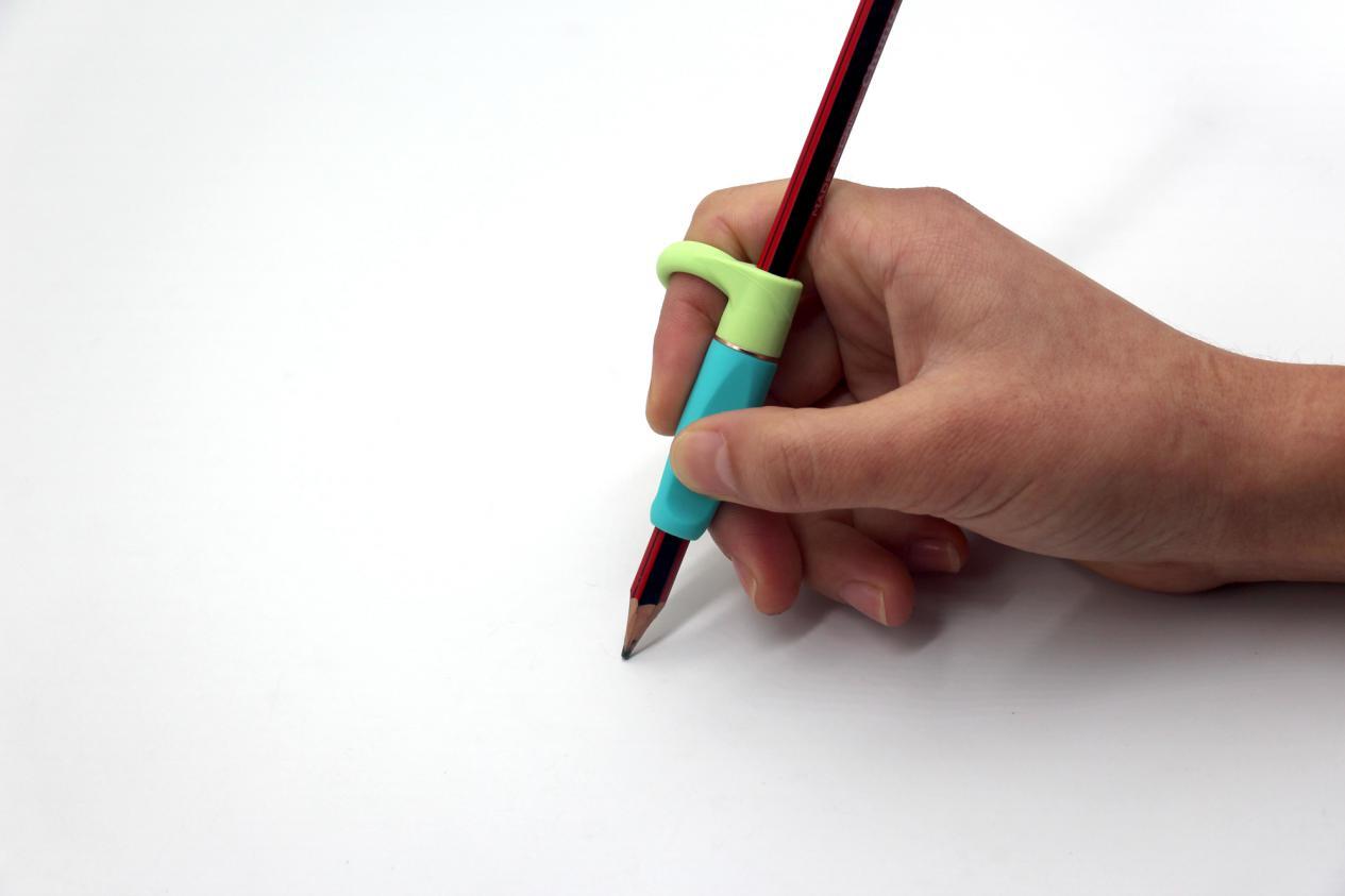 硅胶制品硅胶握笔器