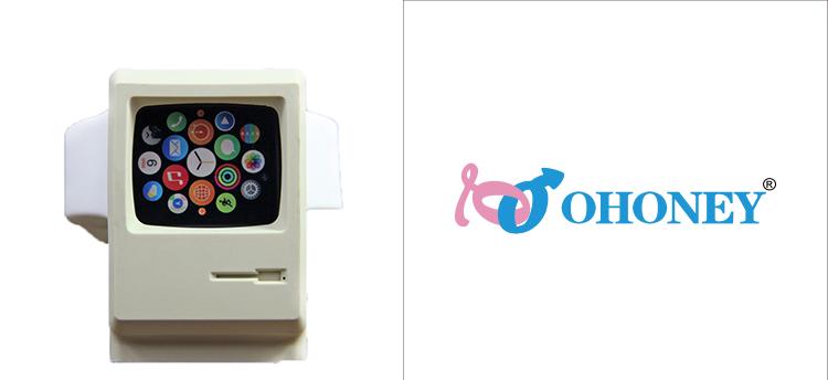 硅胶手表支架-2